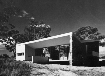 Canberra House Harry Seidler