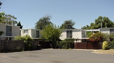 Northbourne Housing Group pair houses